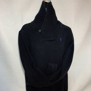 "Polo by Ralph Lauren Sweaters - Polo Ralph Lauren Sweater Women""s Small/P Black"